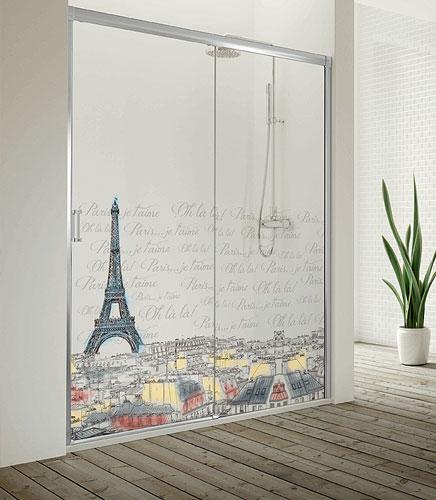comment installer une porte de douche cheap porte de douche pliante en accordeon comment. Black Bedroom Furniture Sets. Home Design Ideas